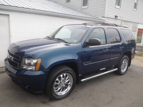 2007 Chevrolet Tahoe for sale at VICTORY AUTO in Lewistown PA
