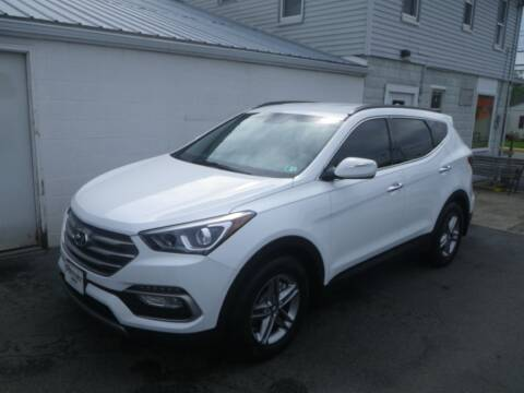 2017 Hyundai Santa Fe Sport 2.4L for sale at VICTORY AUTO in Lewistown PA
