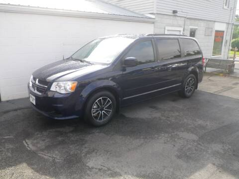 2013 Dodge Grand Caravan SXT for sale at VICTORY AUTO in Lewistown PA