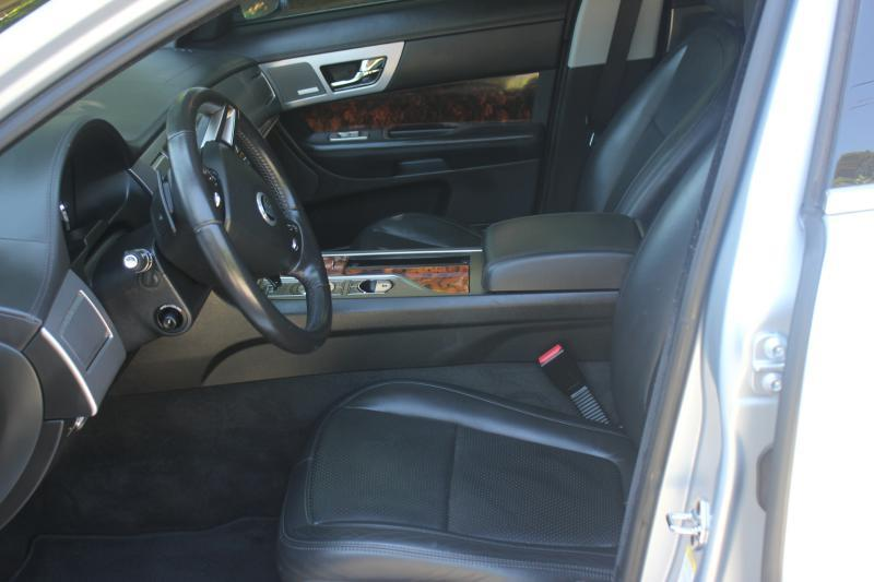 2010 Jaguar XF for sale at Northside Auto Sales in Greenville SC
