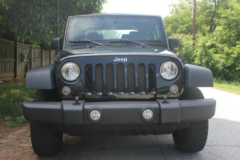 2014 Jeep Wrangler for sale at Northside Auto Sales in Greenville SC