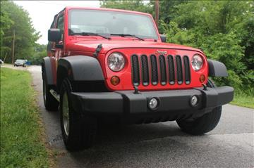2013 Jeep Wrangler for sale at Northside Auto Sales in Greenville SC