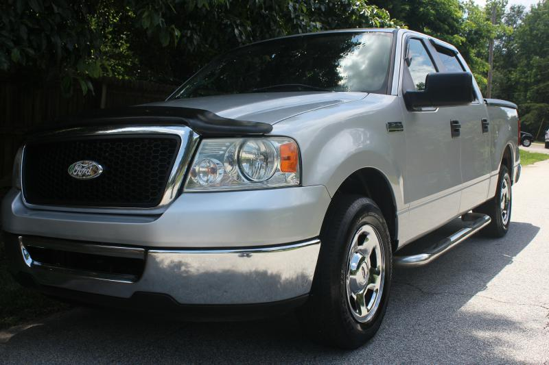2007 Ford F-150 for sale at Northside Auto Sales in Greenville SC
