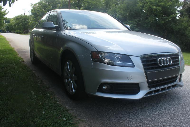 2012 Audi A4 for sale at Northside Auto Sales in Greenville SC