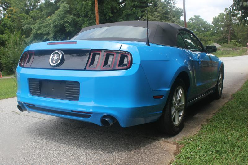 2014 Ford Mustang for sale at Northside Auto Sales in Greenville SC