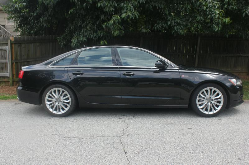 2013 Audi A6 for sale at Northside Auto Sales in Greenville SC