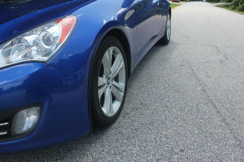 2010 Hyundai Genesis Coupe for sale at Northside Auto Sales in Greenville SC