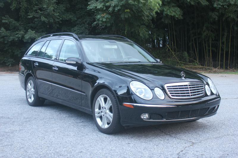 2005 Mercedes-Benz E-Class for sale at Northside Auto Sales in Greenville SC