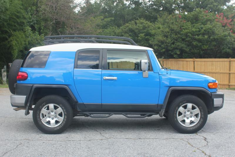 2007 Toyota FJ Cruiser for sale at Northside Auto Sales in Greenville SC