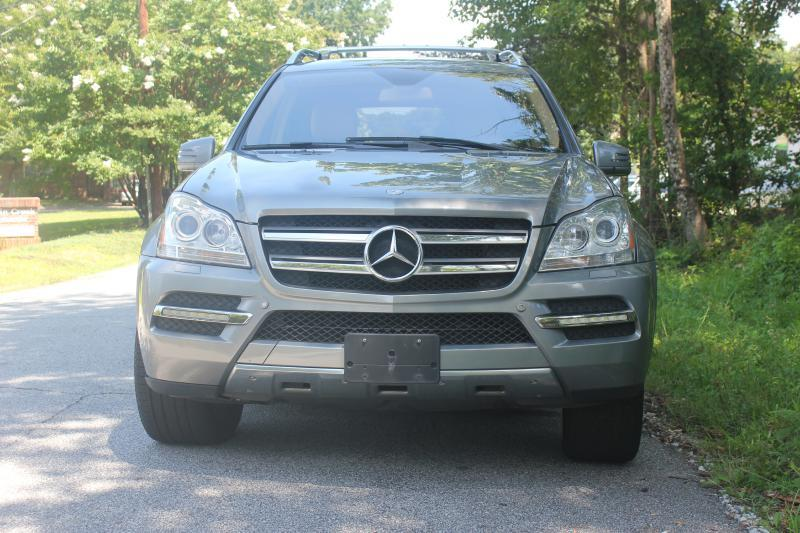 2011 Mercedes-Benz GL-Class for sale at Northside Auto Sales in Greenville SC
