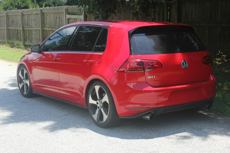 2015 Volkswagen Golf GTI for sale at Northside Auto Sales in Greenville SC