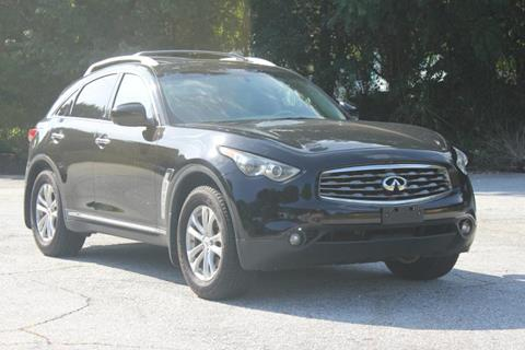 2011 Infiniti FX35 for sale in Greenville, SC