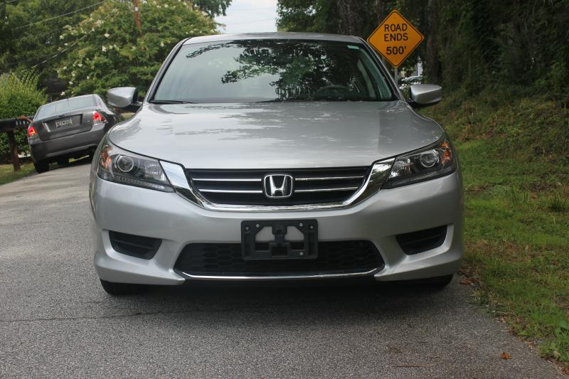 2014 Honda Accord for sale at Northside Auto Sales in Greenville SC