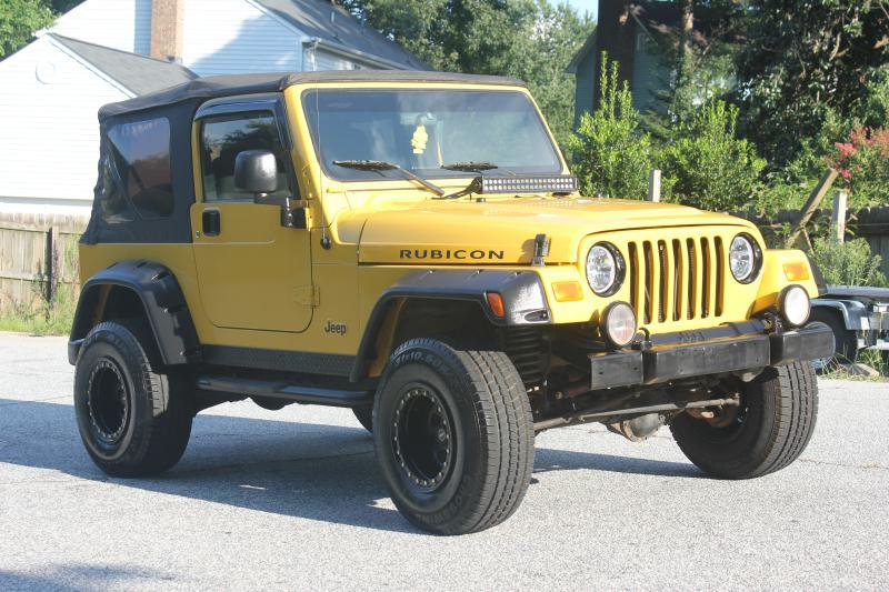 2006 Jeep Wrangler for sale at Northside Auto Sales in Greenville SC