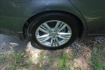 2013 Infiniti G37 Sedan for sale at Northside Auto Sales in Greenville SC