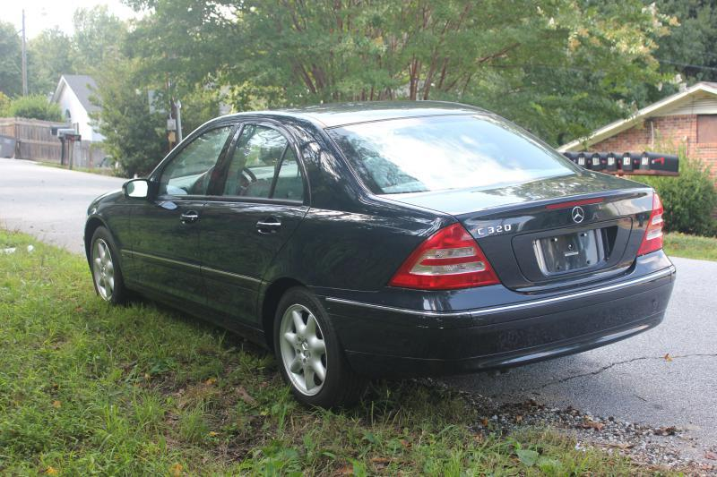 2004 Mercedes-Benz C-Class for sale at Northside Auto Sales in Greenville SC