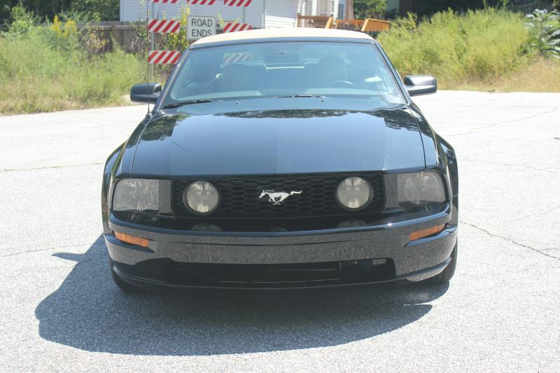 2005 Ford Mustang for sale at Northside Auto Sales in Greenville SC