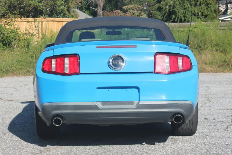2010 Ford Mustang for sale at Northside Auto Sales in Greenville SC