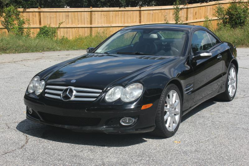 2007 Mercedes-Benz SL-Class for sale at Northside Auto Sales in Greenville SC