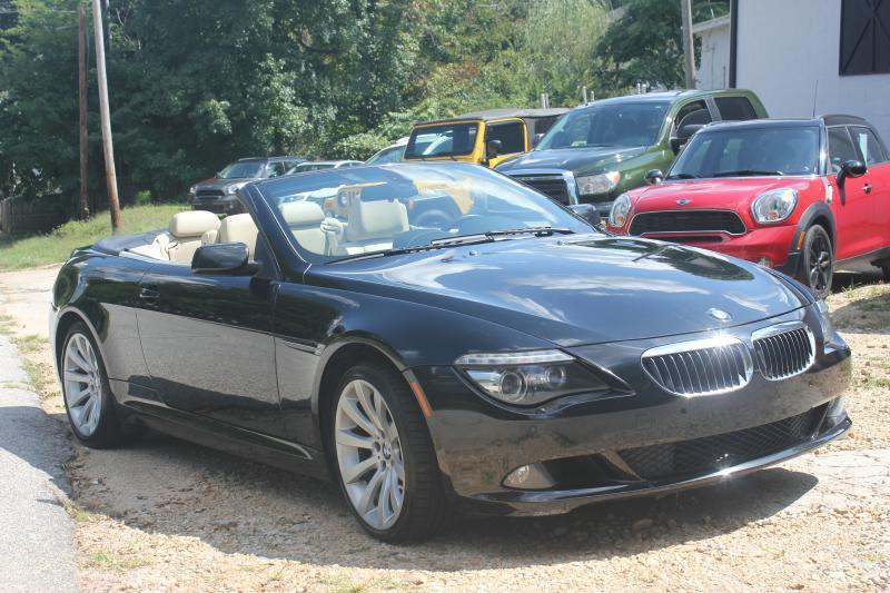 2008 BMW 6 Series for sale at Northside Auto Sales in Greenville SC