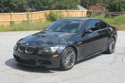 2009 BMW M3 for sale at Northside Auto Sales in Greenville SC