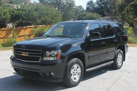 2010 Chevrolet Tahoe for sale at Northside Auto Sales in Greenville SC