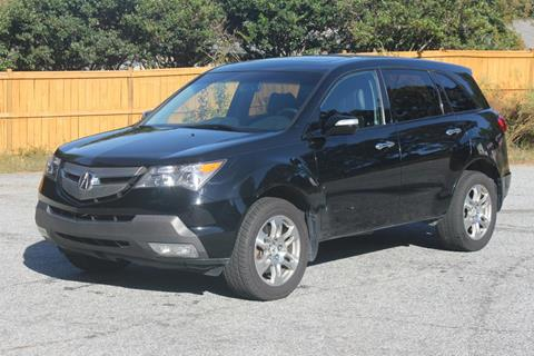 2009 Acura MDX for sale at Northside Auto Sales in Greenville SC