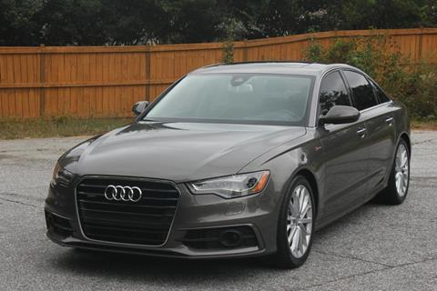 2012 Audi A6 for sale at Northside Auto Sales in Greenville SC
