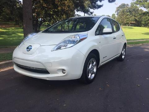 2012 Nissan LEAF For Sale In Greenville, SC
