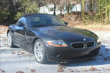 2004 BMW Z4 for sale at Northside Auto Sales in Greenville SC