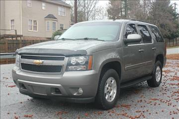 2008 Chevrolet Tahoe for sale at Northside Auto Sales in Greenville SC