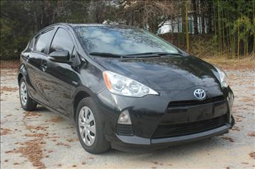 2014 Toyota Prius c for sale at Northside Auto Sales in Greenville SC