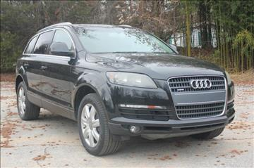 2008 Audi Q7 for sale at Northside Auto Sales in Greenville SC