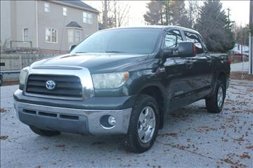 2007 Toyota Tundra for sale at Northside Auto Sales in Greenville SC