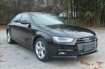 2013 Audi A4 for sale at Northside Auto Sales in Greenville SC