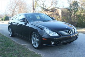 2008 Mercedes-Benz CLS for sale at Northside Auto Sales in Greenville SC