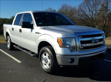 2013 Ford F-150 for sale at Northside Auto Sales in Greenville SC
