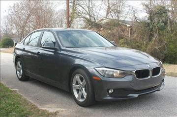 2013 BMW 3 Series for sale at Northside Auto Sales in Greenville SC