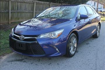 2016 Toyota Camry for sale at Northside Auto Sales in Greenville SC