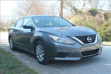 2016 Nissan Altima for sale at Northside Auto Sales in Greenville SC