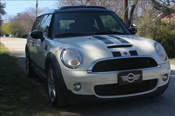 2009 MINI Cooper Clubman for sale at Northside Auto Sales in Greenville SC