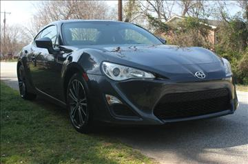 2013 Scion FR-S for sale at Northside Auto Sales in Greenville SC