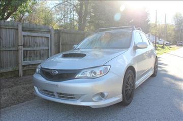 2010 Subaru Impreza for sale at Northside Auto Sales in Greenville SC