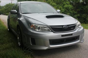 2013 Subaru Impreza for sale at Northside Auto Sales in Greenville SC