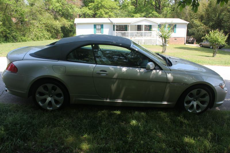 2005 BMW 6 Series for sale at Northside Auto Sales in Greenville SC