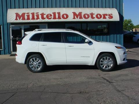 2018 Jeep Cherokee for sale in Fairmont, MN