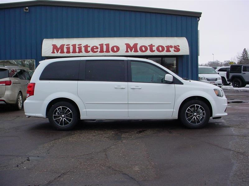 2016 Dodge Grand Caravan SXT 4dr Mini Van