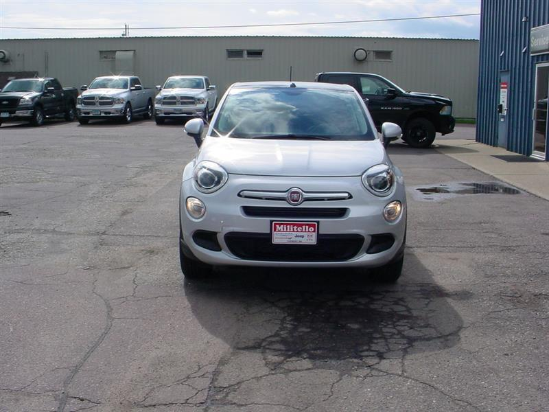 2016 Fiat 500X Easy AWD 4dr Crossover