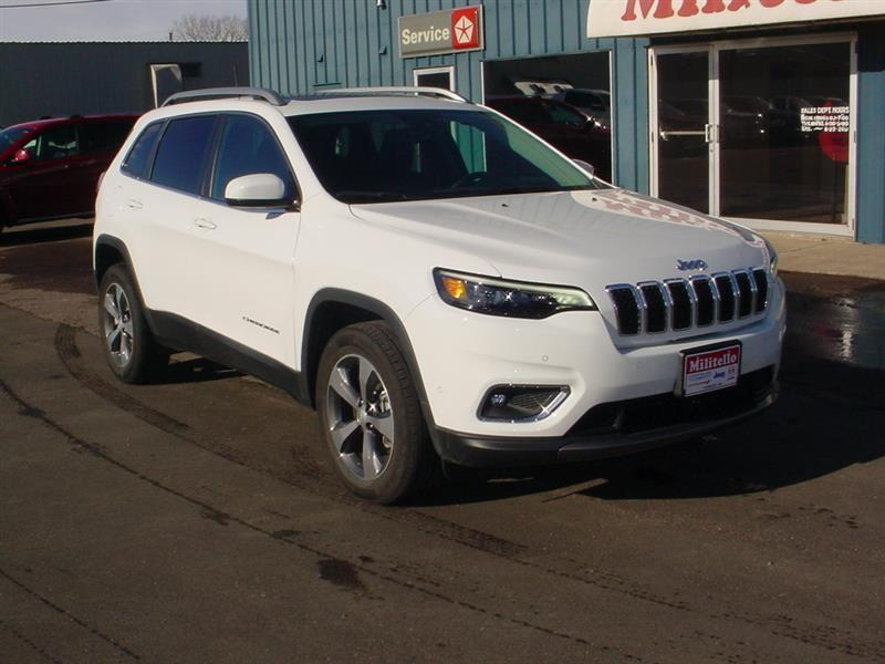 2019 Jeep Cherokee Limited 4x4 4dr SUV
