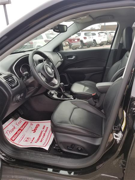 2018 Jeep Compass Limited 4x4 4dr SUV